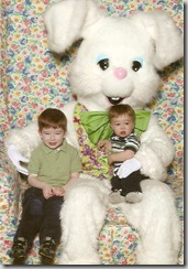 Easter Bunny 2008