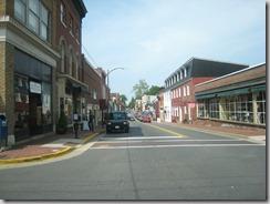 dowtown leesburg street