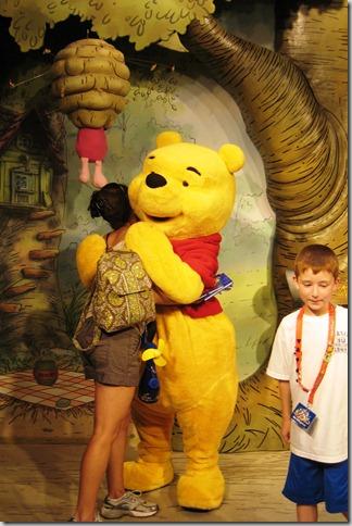 2011 06 - DW hugging Pooh