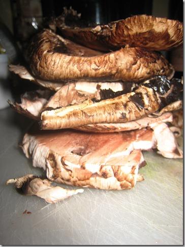 Port Parm mushrooms