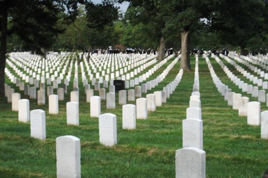 2011 08 - Funeral headstones