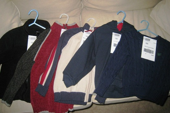 JBF clothes