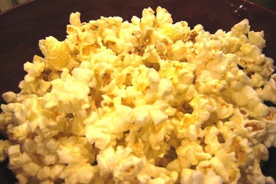 popcorn finished