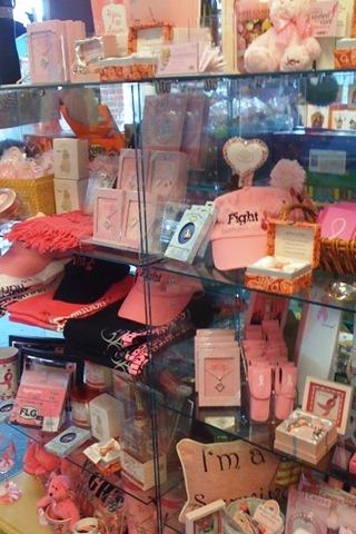 pink merchandise