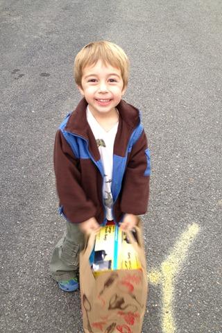 RACK Adam carrying shelter bag
