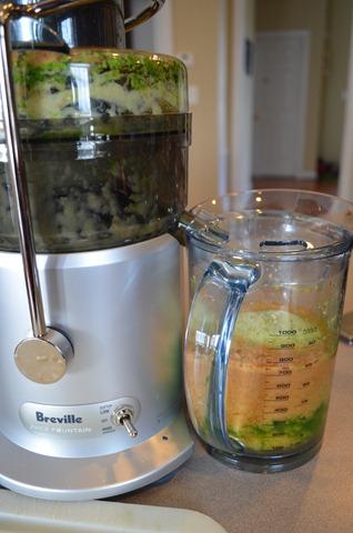 juicer output