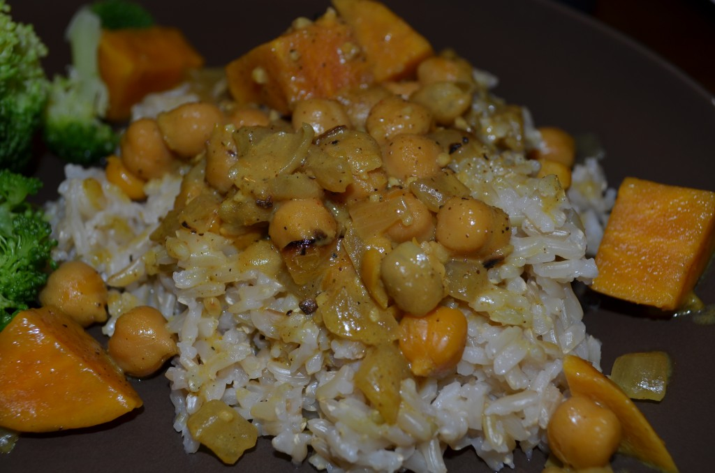 chickpea curry1